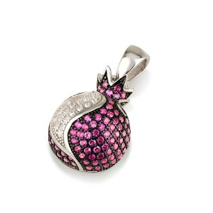 Rimon - Pomegranate - Pendants
