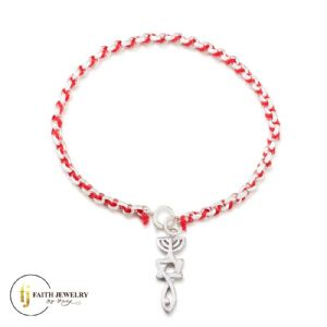 Messianic - Red Rope - Bracelets