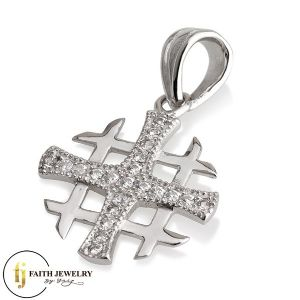 Jerusalem Cross - Pendants