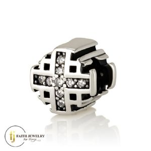 Jerusalem Cross - Charms